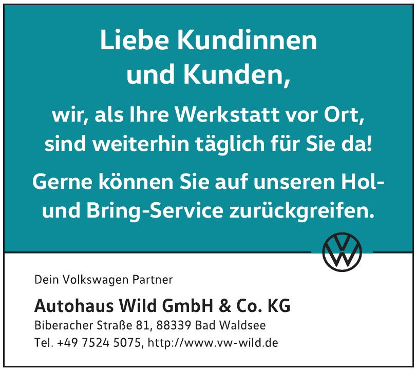 Autohaus Wild GmbH & Co. KG
