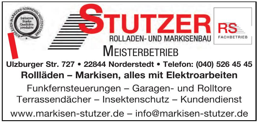 Markisen-Stutzer GmbH Meisterbetrieb
