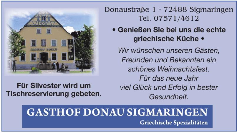 Gasthof Donau Sigmaringen