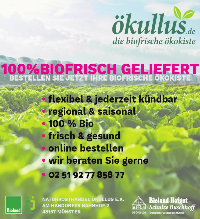 Bioland-Hofgut Schulze Buschhoff