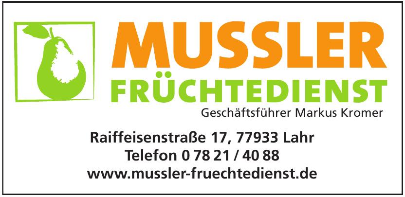 Mussler-Früchtedienst