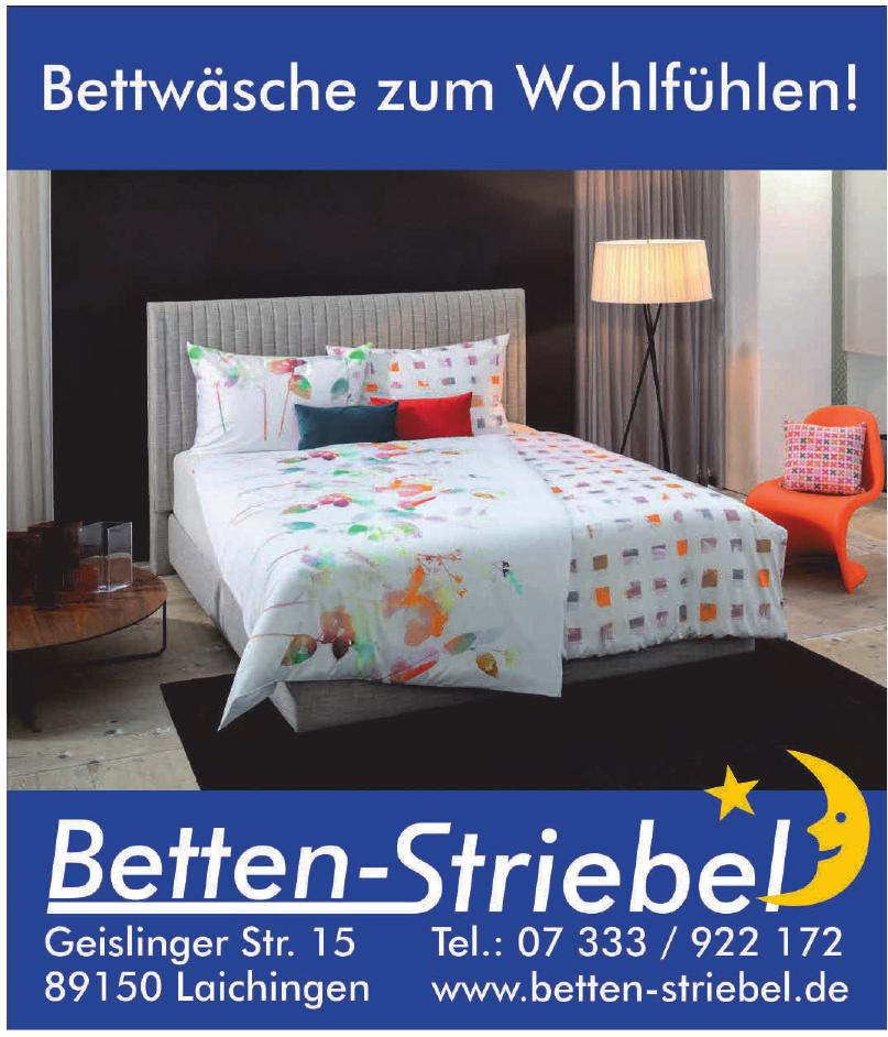 Betten-Striebel