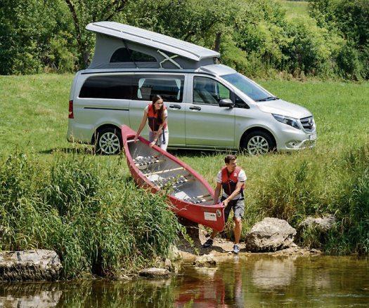 Wohnwagen, Wohnmobil oder Campingbus: Für diese Form des Reisens entscheiden sich immer mehr Menschen. Bild: CIVD