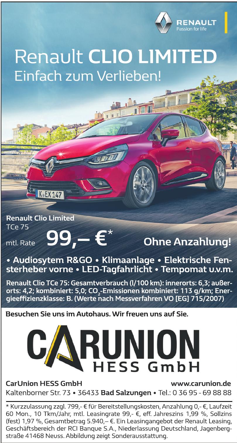 CarUnion Hess GmbH