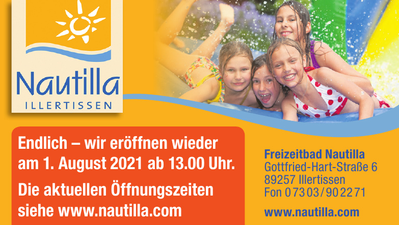 Freizeitbad Nautilla