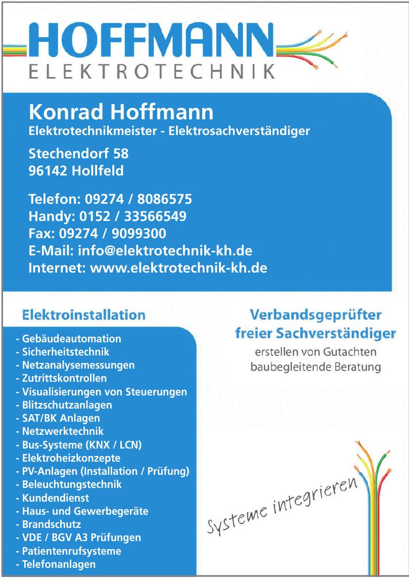 Hoffmann Elektrotechnik