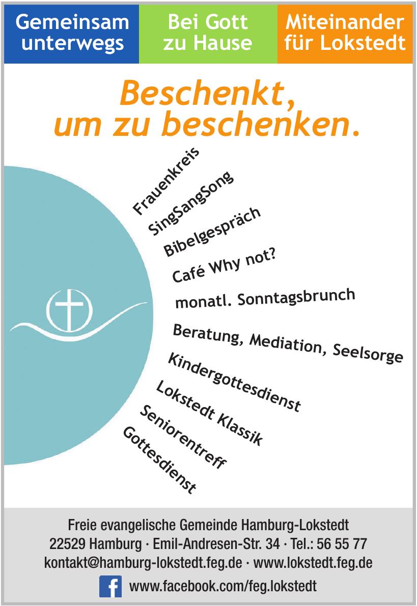 Freie evangelische Gemeinde Hamburg-Lokstedt