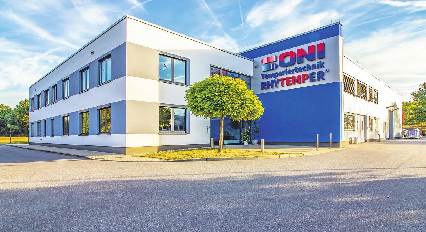 Der Standort in Großröhrsdorf wurde 2017 neu bezogen.