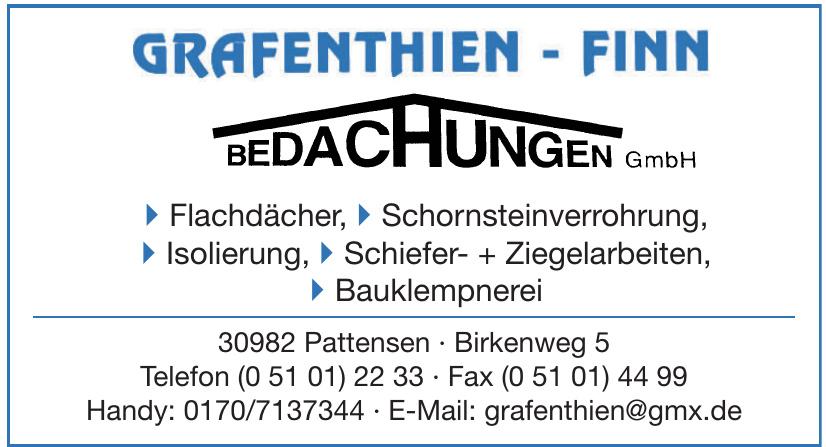 Grafenthien - Finn Bedachungen GmbH