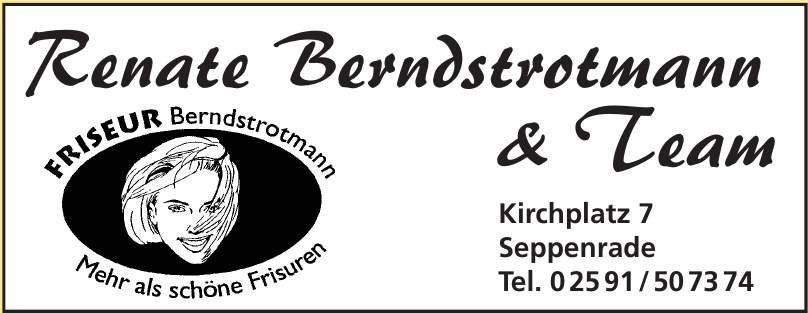 Renate Berndstrotmann & Team