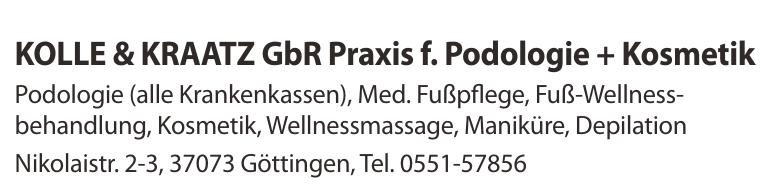 Kolle  & Kraatz GbR Praxis f. Podologie + Kosmetik