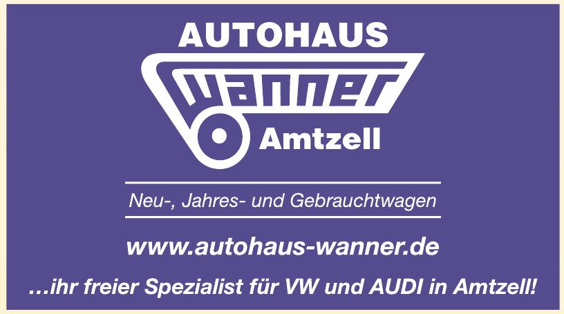Autohaus Wanner Amtzell