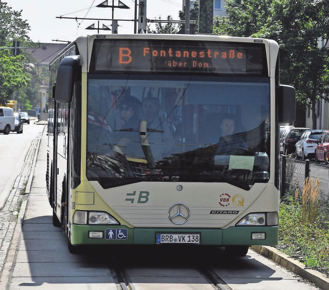 Ob Bus oder Bahn: Das Azubi-Ticket gilt auf allen Linien.