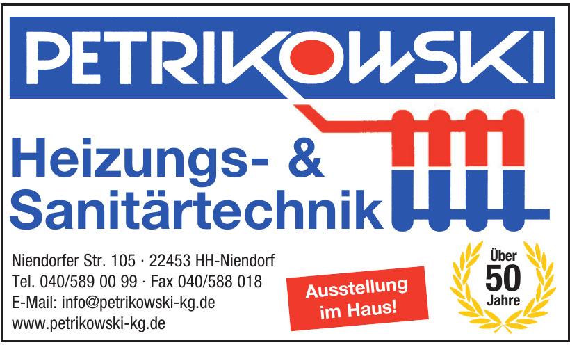 Petrikowski Heizungs- & Sanitärtechnik