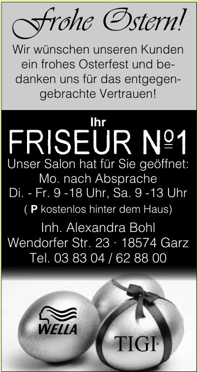 Friseur No.1