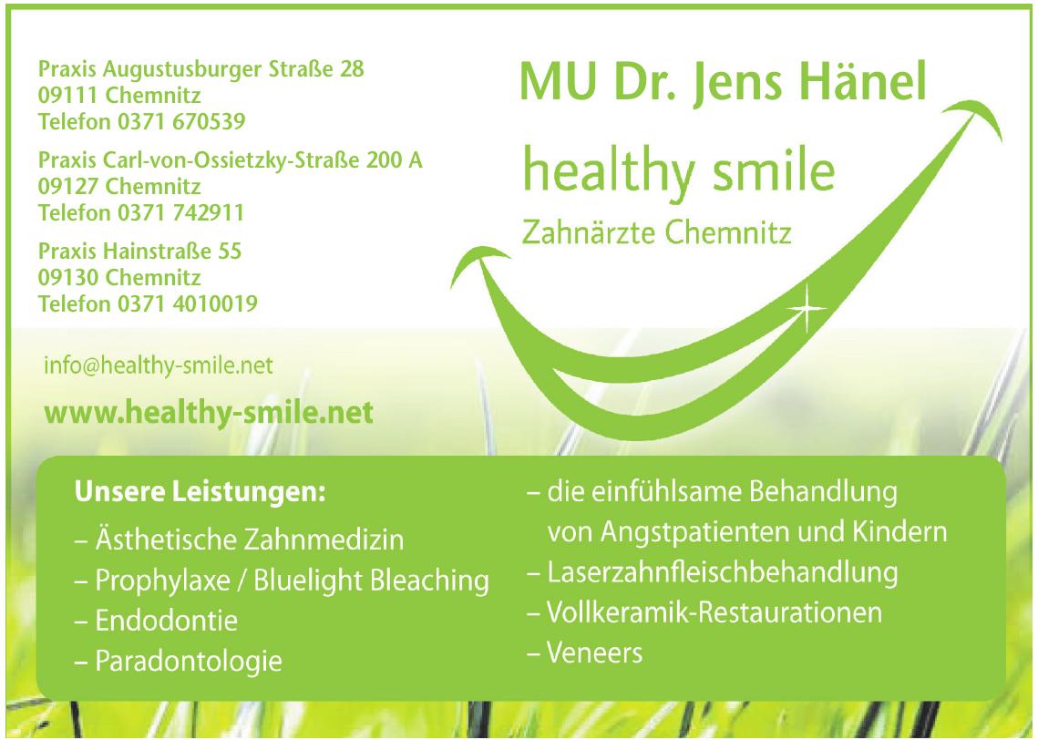 healthy smile Zahnärzte Chemnitz
