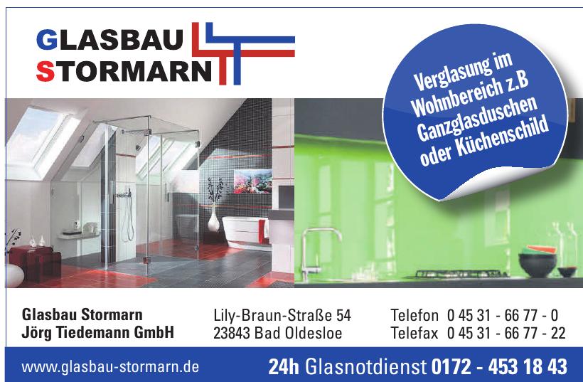 Glasbau Stormarn Jörg Tiedemann GmbH