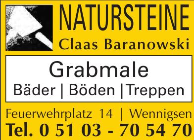Natursteine Claas Baranowski