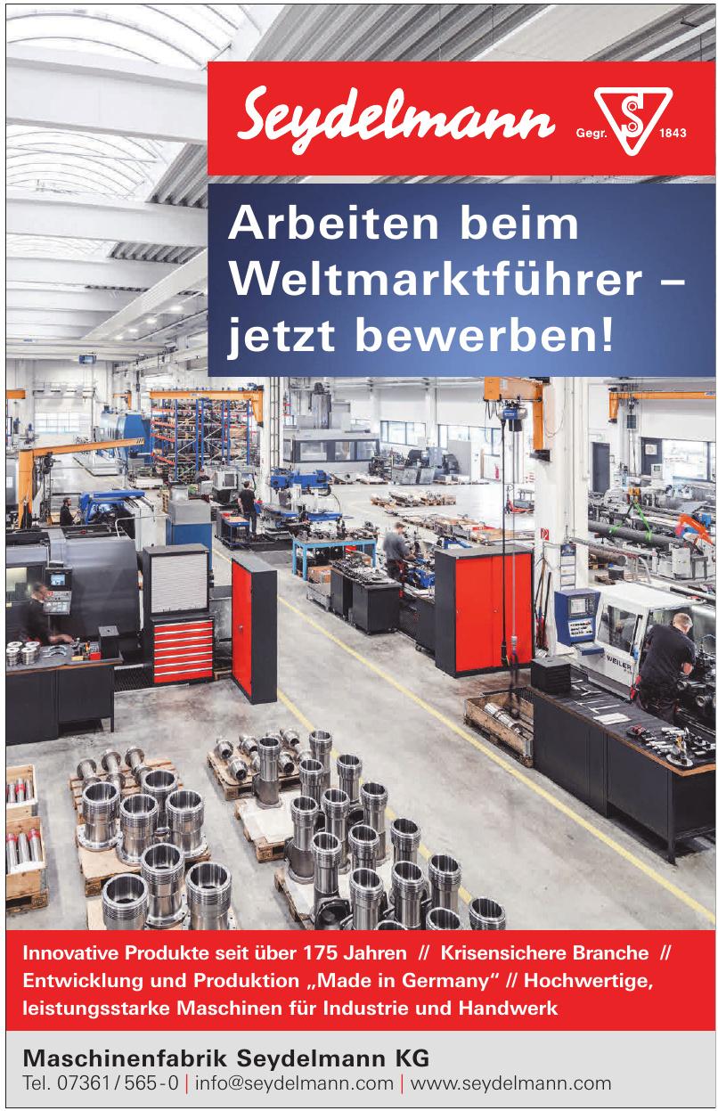 Maschinenfabrik Seydelmann KG