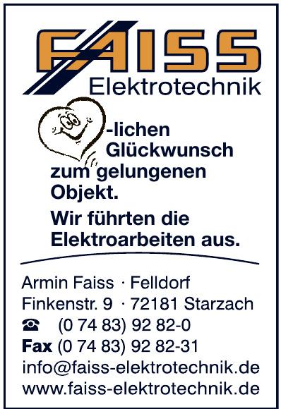 Faiss Elektrotechnik