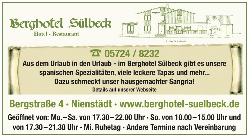 Berghotel Sülbeck