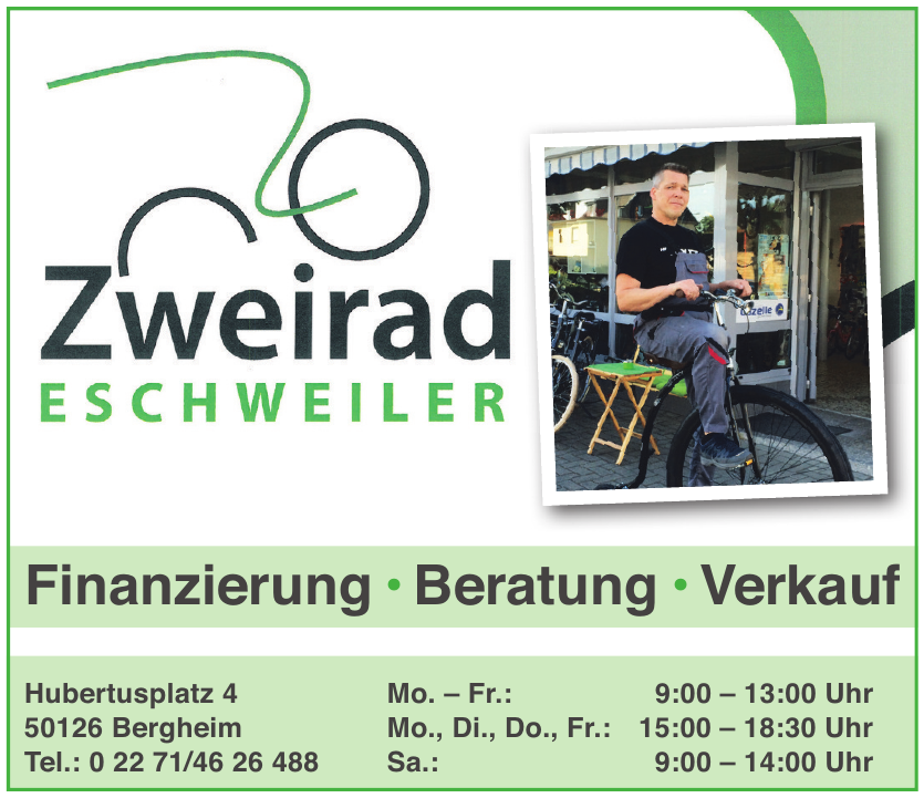 Zweirad Eschweiler