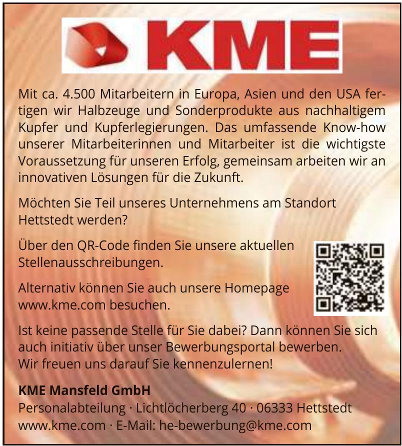 KME Mansfeld GmbH