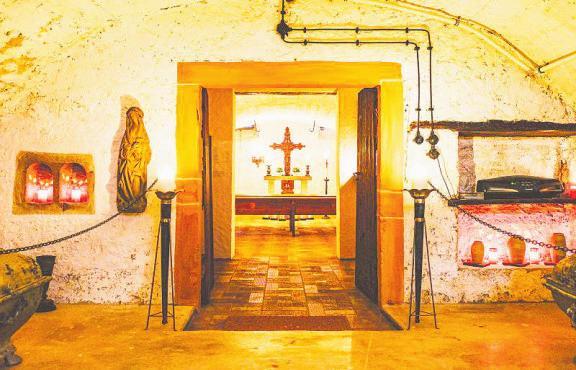 Kapelle mit Krypta