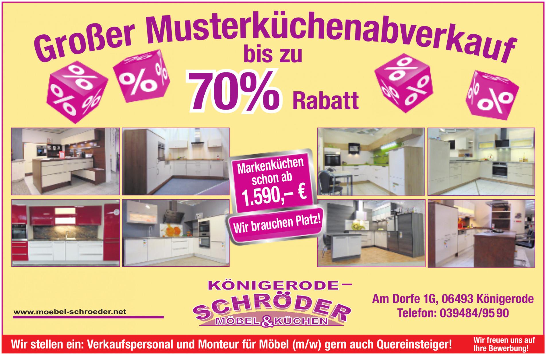 Königerode Schröder Möbel Küchen Unternehmensprofil