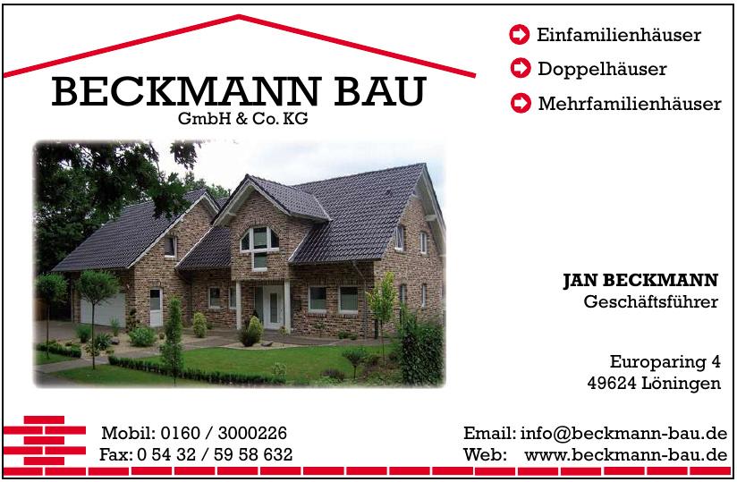 Beckmann Bau GmbH & Co.KG