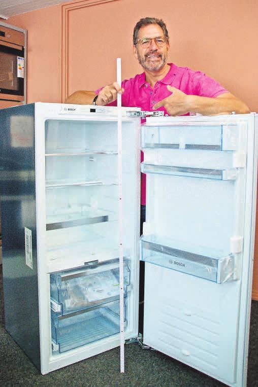 Kühlen, backen und kochen – die Elektrofundgrube hat funktionale Haushaltsgeräte für jeden Geldbeutel.