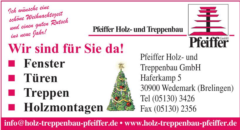 Pfeiffer Holz- und Treppenbau GmbH