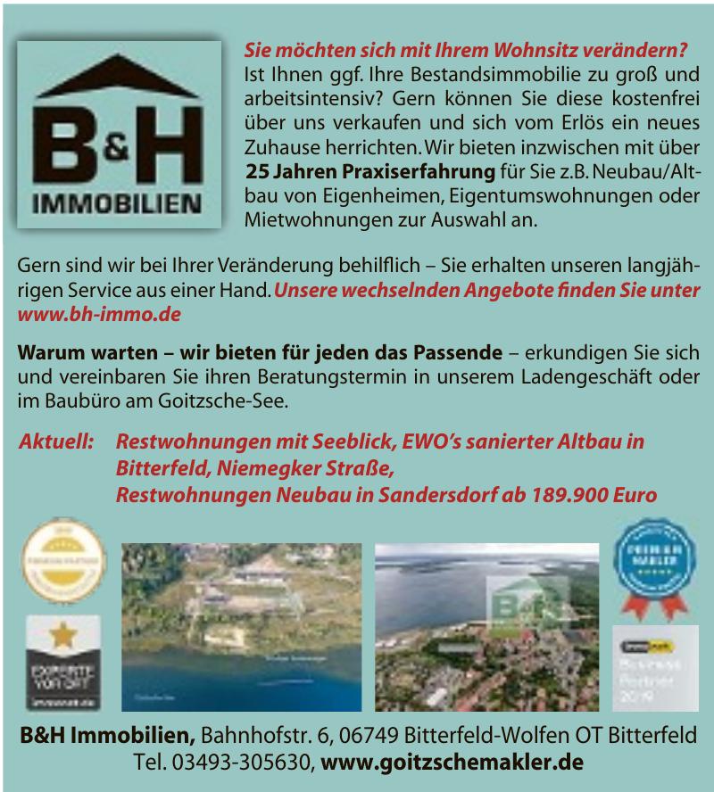 B&H Immobilien