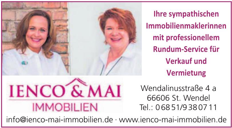 IENCO & Kerstin Mai - Ienco & Mai Immobilien GmbH