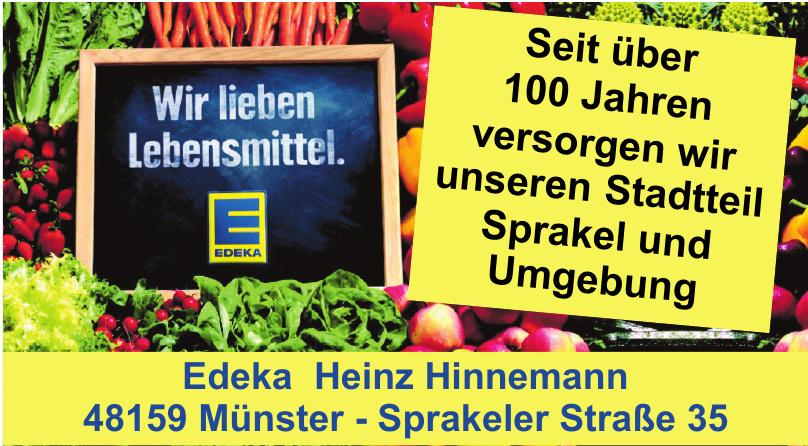 Edeka Heinz Hinnemann
