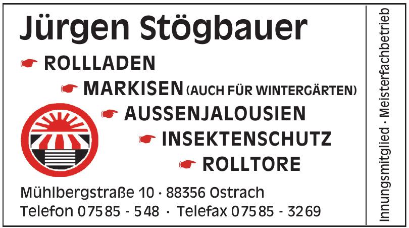 Jürgen Stögbauer