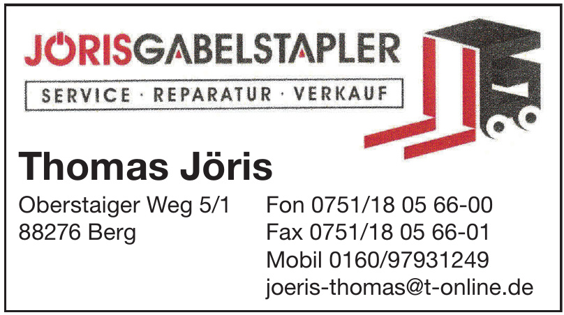 Thomas Jöris