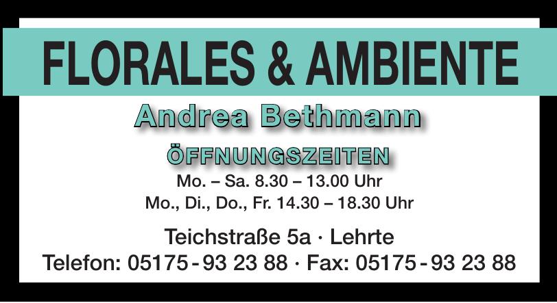 Florales & Ambiente Andrea Bethmann