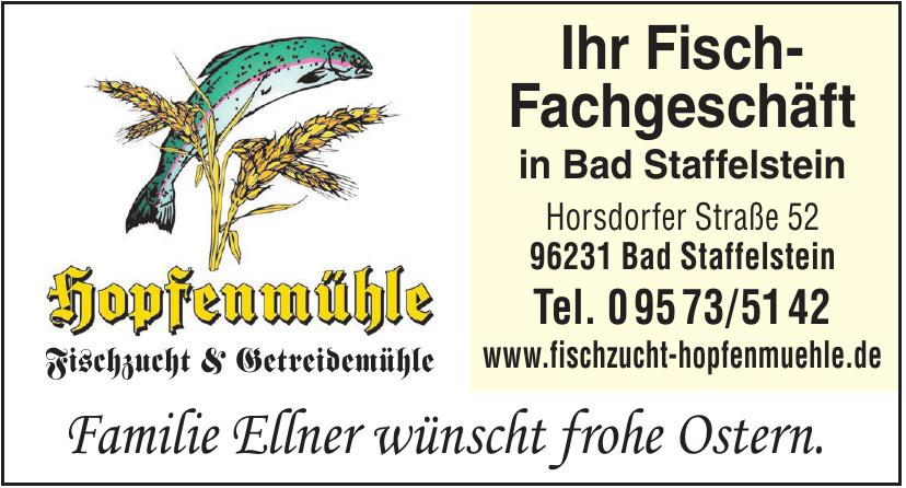 Fischzucht & Getreidemühle Hopfenmühle
