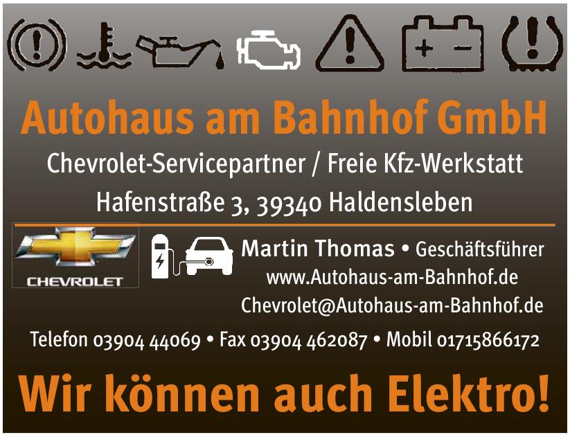 Autohaus am Bahnhof GmbH