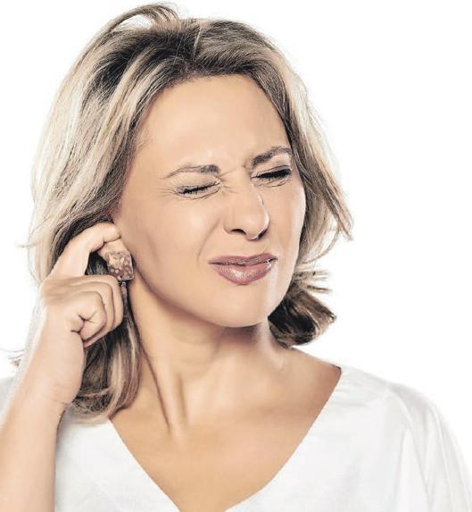 Nervende Ohrgeräusche verschwinden meist von selbst wieder. © VLADIMIR GJORGIEV/SHUTTERSTOCK.COM