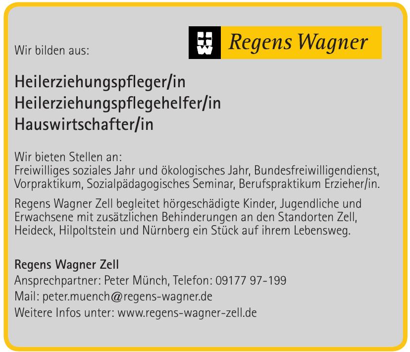 Regens Wagner Zell