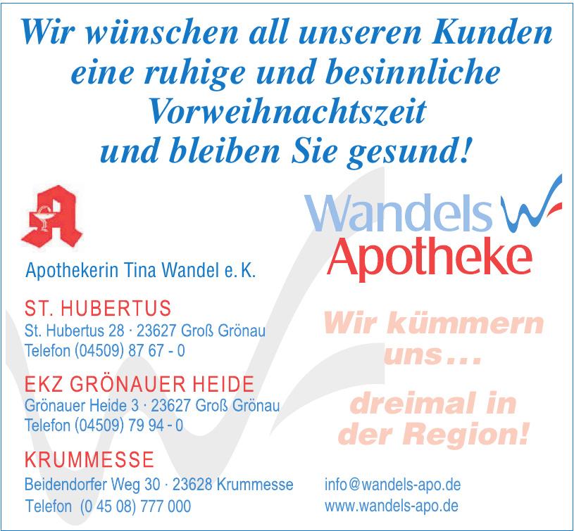 Wandels Apotheke St. Hubertus