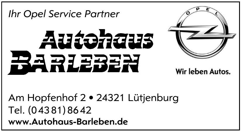 Autohaus Barleben GmbH