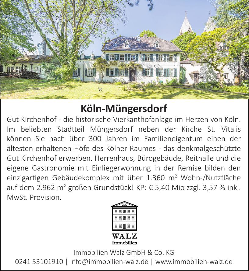 Immobilien Walz GmbH & Co. KG