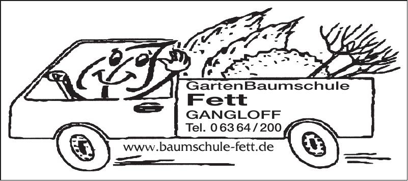 Gartengestaltung und Baumschule Fett