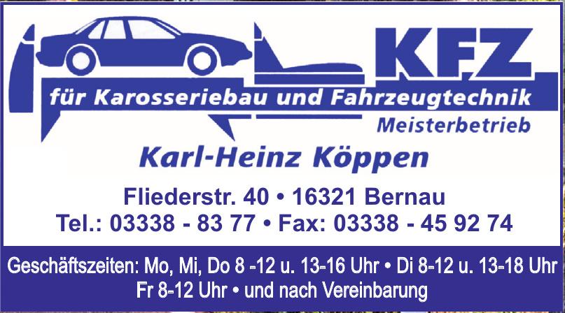 Karl-Heinz Köppen