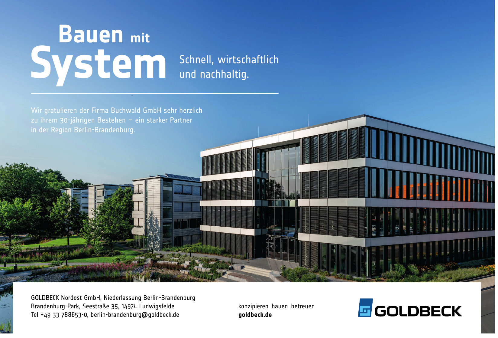 GOLDBECK Nordost GmbH