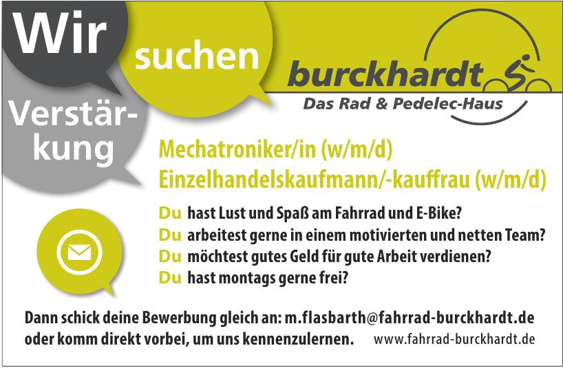 Burckardt Das Rad & Pedelec-Haus