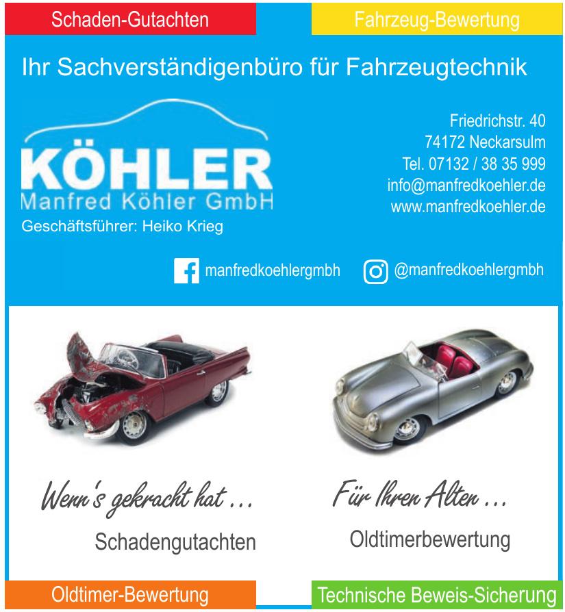 Manfred Köhler GmbH